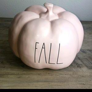 Rae Dunn Pink Pumpkin